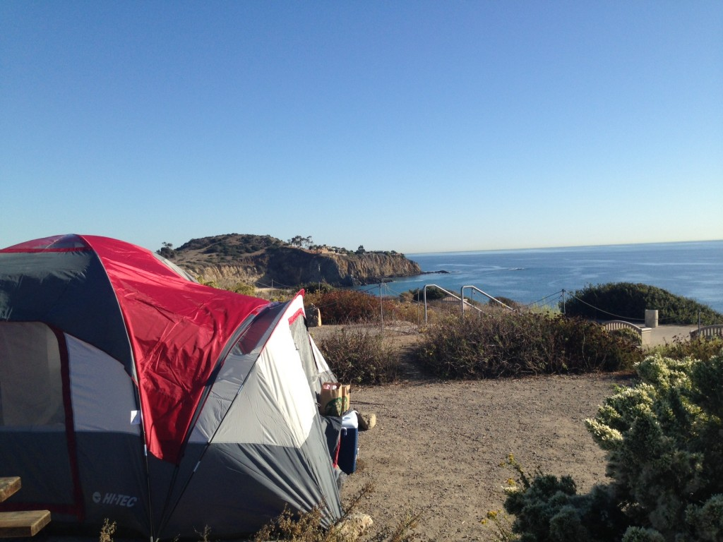 El Moro Canyon Campground