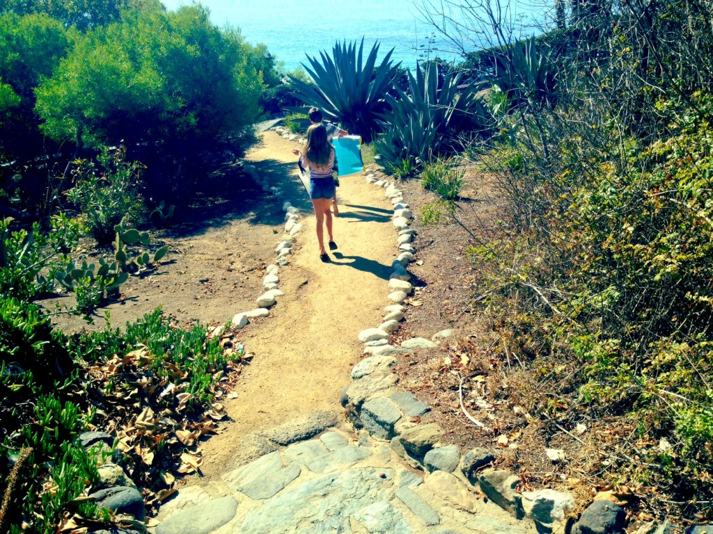 Trails in Laguna Beach