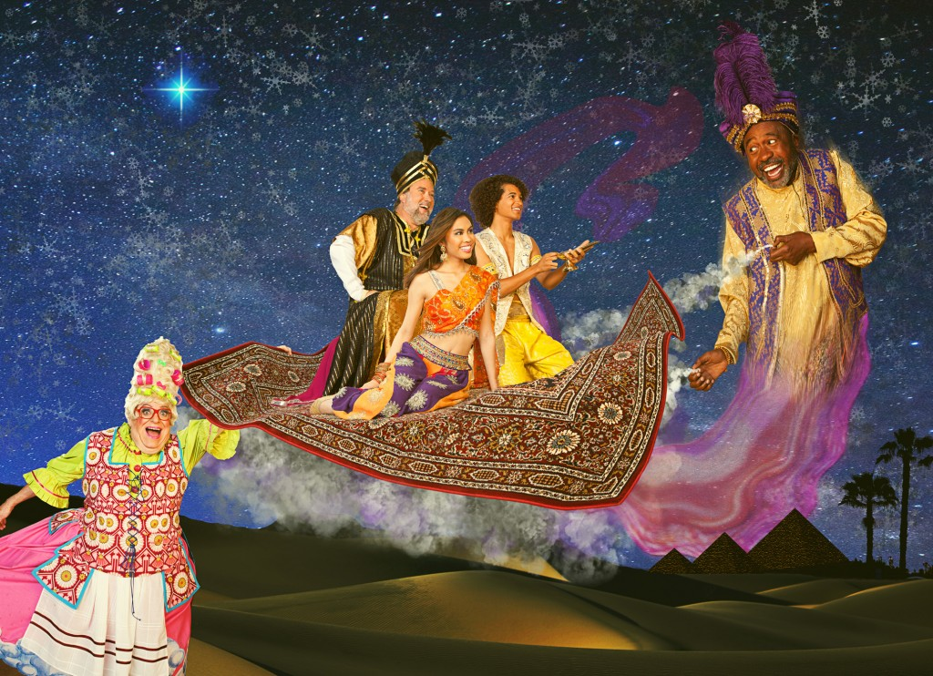 Aladdin and His Winter Wish Comes to The Pasadena Playhouse