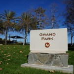 Grand Park in Aliso Viejo