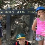 Holy Jim Trail in Trabuco Canyon