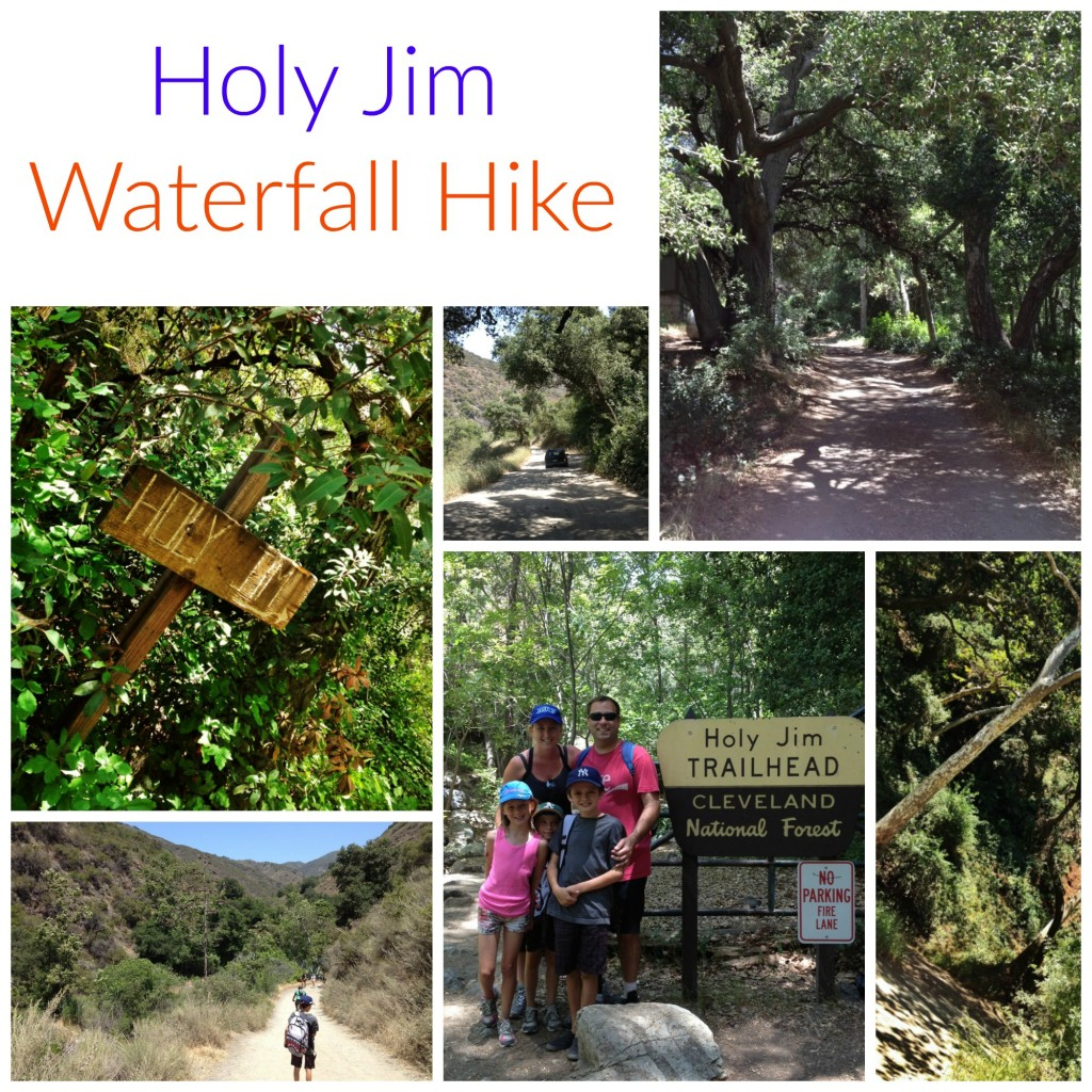 Holy Jim Waterfall Hike