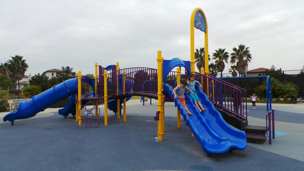 smaller play structure