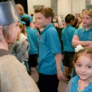 Children Bring History to Life at South OC Charter School