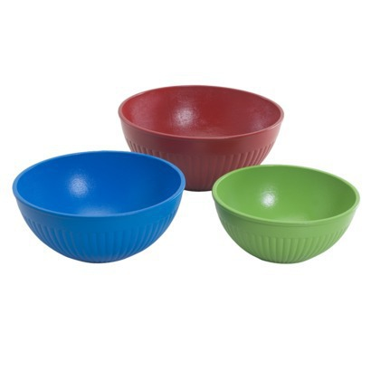 Mixing bowls included in the giveaway