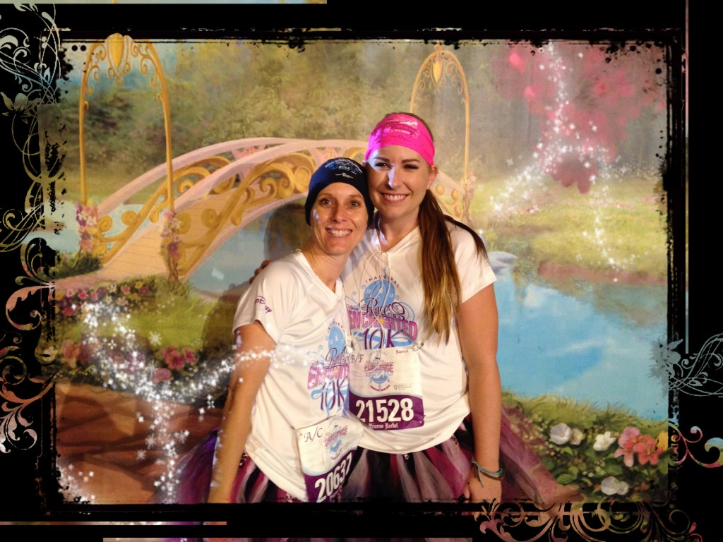 Ready to run the Enchanted 10K
