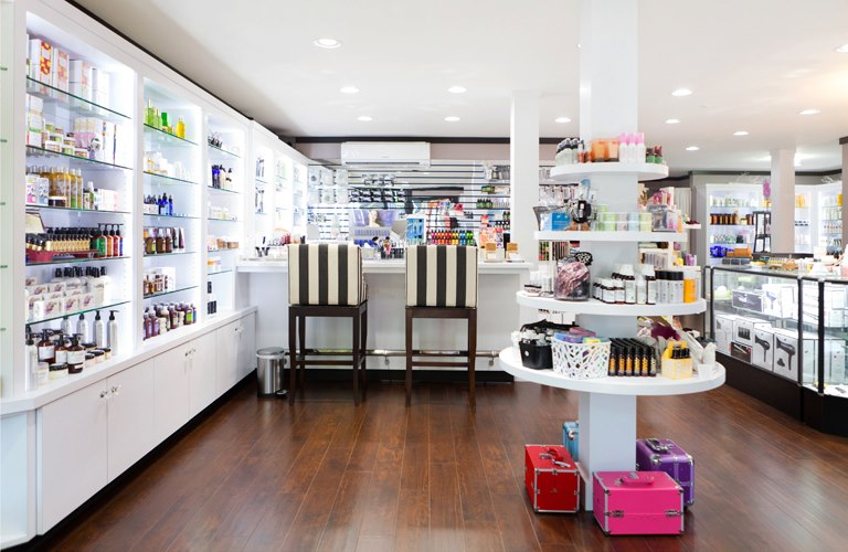ROOTS located in downtown Laguna Beach. www.ROOTS-beauty.com