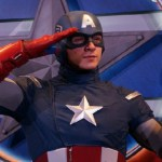 Captain America: The Winter Soldier in Theaters Today