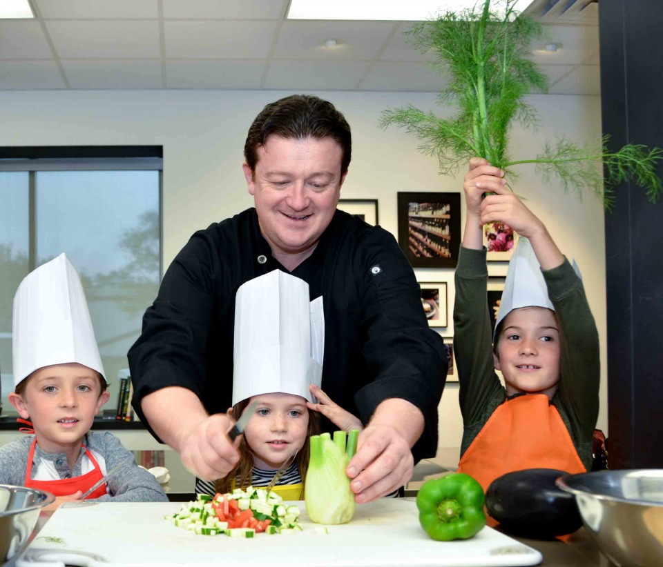 OC Kids Show Their Ratatouille Disney Side With Chef