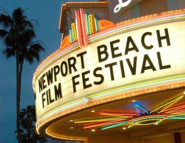 photo courtesy of the Newport Beach Film Festival