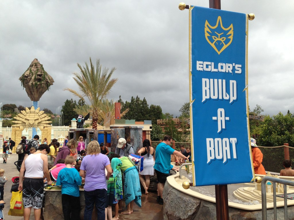 Build a boat sign