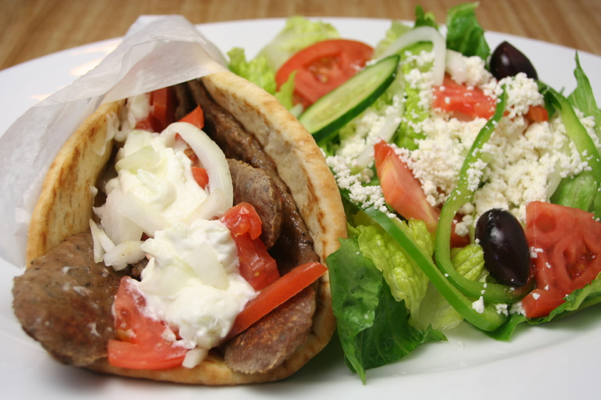 Greek Foods_Taste of Greece 2014