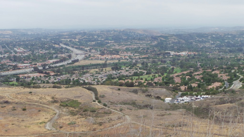 Panoramic View of Orange County