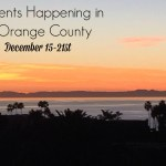Things to do in Orange County This Week