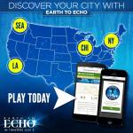 Earth to Echo Geocaching Adventure