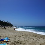Aliso Creek Beach in Laguna Beach