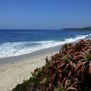 Anita Street Beach in Laguna Beach