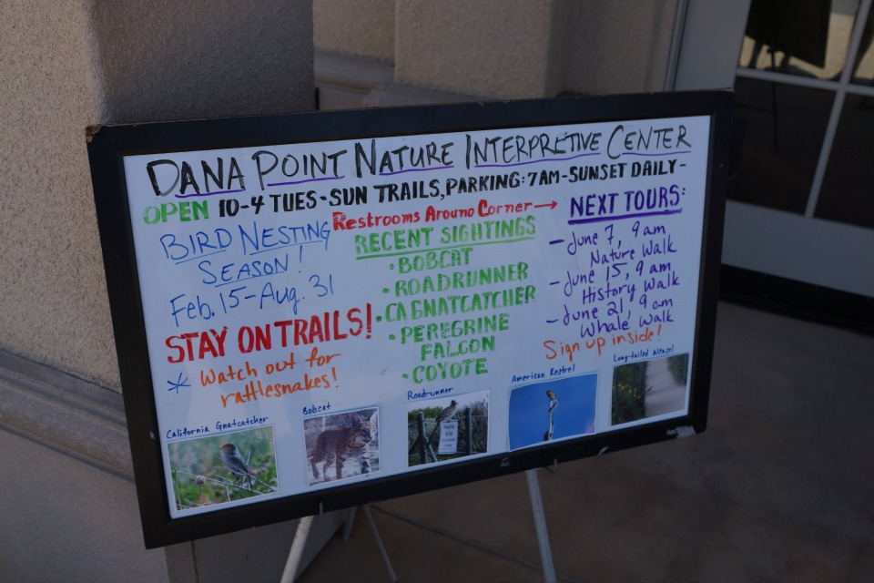 Dana Point Nature Interpretive Center 1