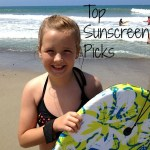 Safe Summer Sunscreen Picks