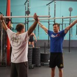 Changing my life one heavy lift at a time with Crossfit