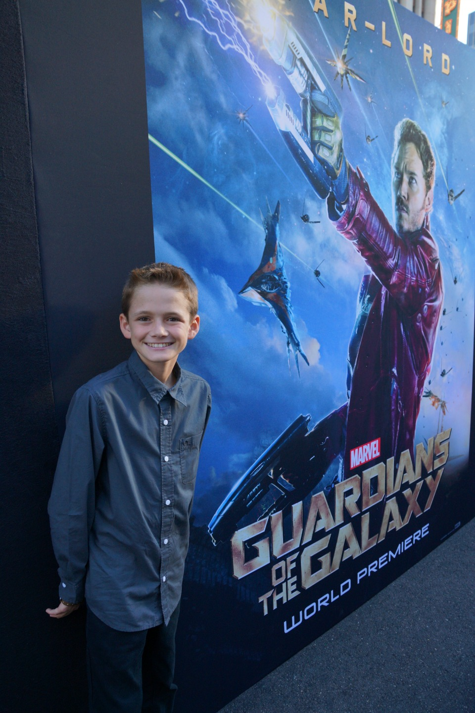 Guardians Of The Galaxy Epic World Premiere Oc Mom Blog