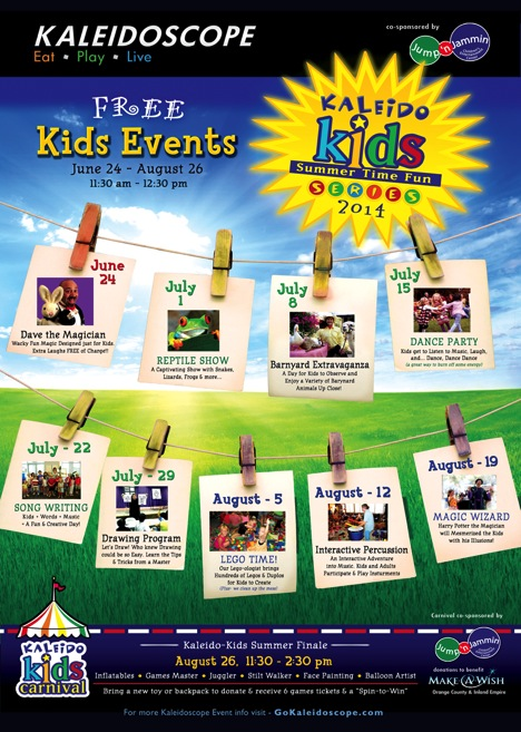 kaleidoscope-mission-viejo-shopping-center-kids-event
