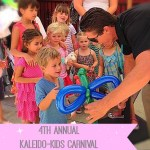 Kaleido-Kids Carnival Benefitting Make-A-Wish Orange County