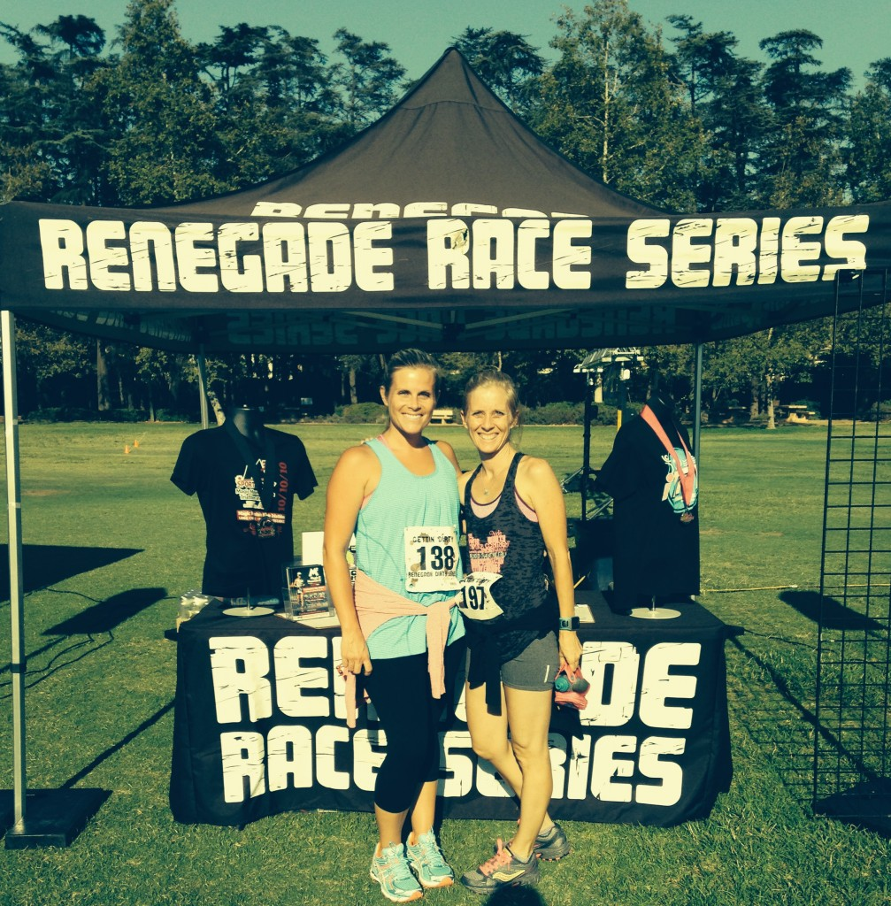 Ready to run the 3rd Summer Trail Race