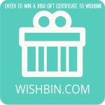 Shopping and Gift Giving Made Easy With WishBin (Giveaway)