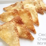 Cream Cheese Wonton Recipe – OC Mom Blog