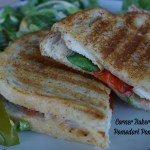 Corner Bakery Chicken Pomodori Panini Recipe