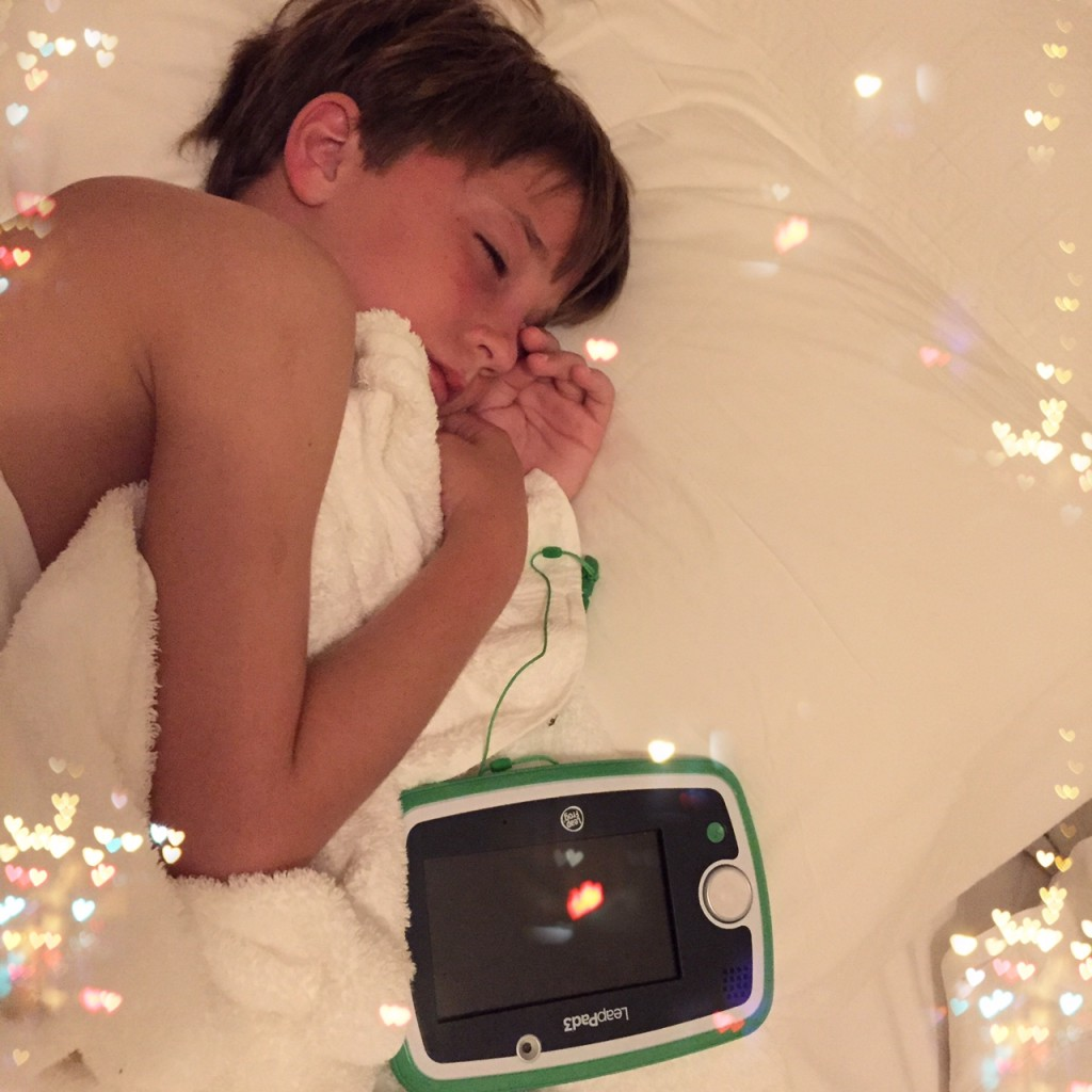 LeapFrog products to use while on vacation
