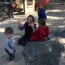 Toddlers Explore Nature in New Creative Playgroup in OC Canyons
