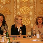 "Meryl Streep Goes ""Into the Woods"" With Friends Christine Baranski & Tracey Ullman"