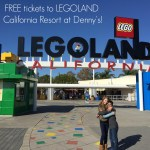 Free Tickets to LegoLand at Denny's
