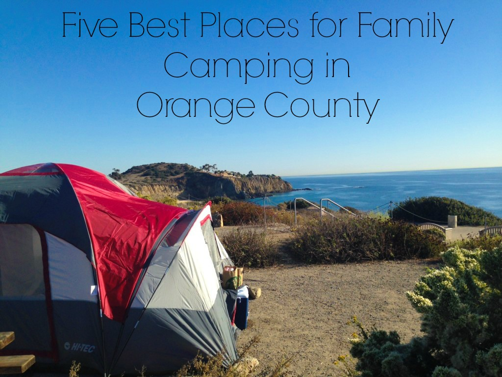 Orange County Camping