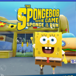 New SpongeBob: Sponge Out of Water Game