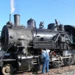 Go Behind the Scenes of the Orange Empire Railway Museum
