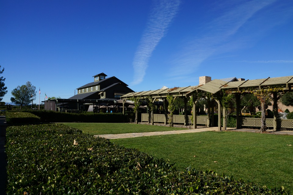 Ponte Vineyard Restaurant