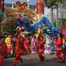 Lunar New Year Celebration at Disney California Adventure
