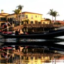 Take a Romantic Break on the Water with Sunset Gondolas