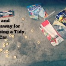 Tips For Keeping Your Kid Car Tidy (Giveaway)