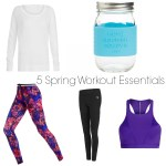 5 Must-Have Spring Workout Essentials
