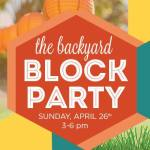 Backyard Block Party at Hotel Irvine