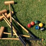 Barnsdall Art Park's Champagne and Croquet Spring fundraiser