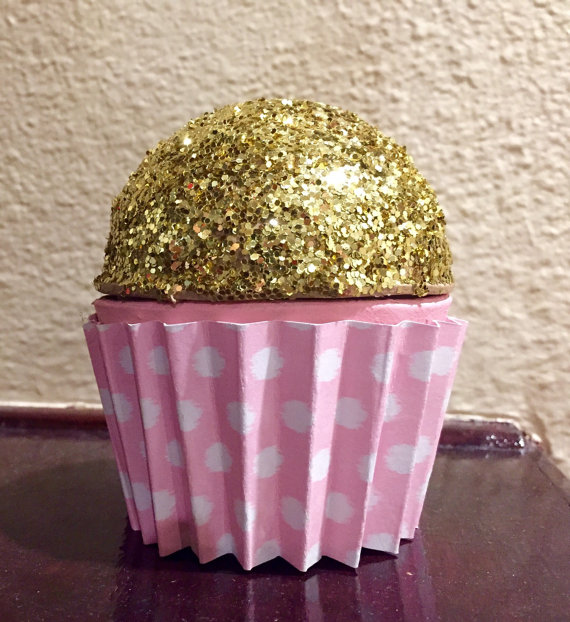 cupcake party favor box