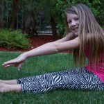 Limeapple Designs Fashionable Workout Clothes for Tweens