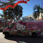 Hello Kitty Cafe Truck is Rolling into Orange County