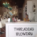 Pretty Threading and Blowdry in Rancho Santa Margarita