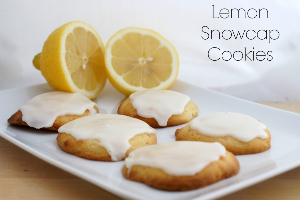 Lemon Snowcap Cookie Recipe